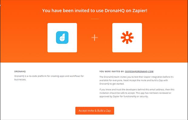 accept apikey invite