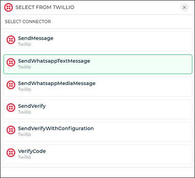 send whatsapp